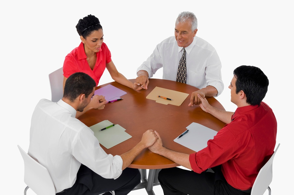 Do prayer meetings at work equal religious discrimination?