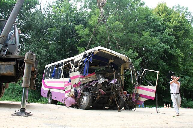 Bus accidents can cause serious personal injuries.