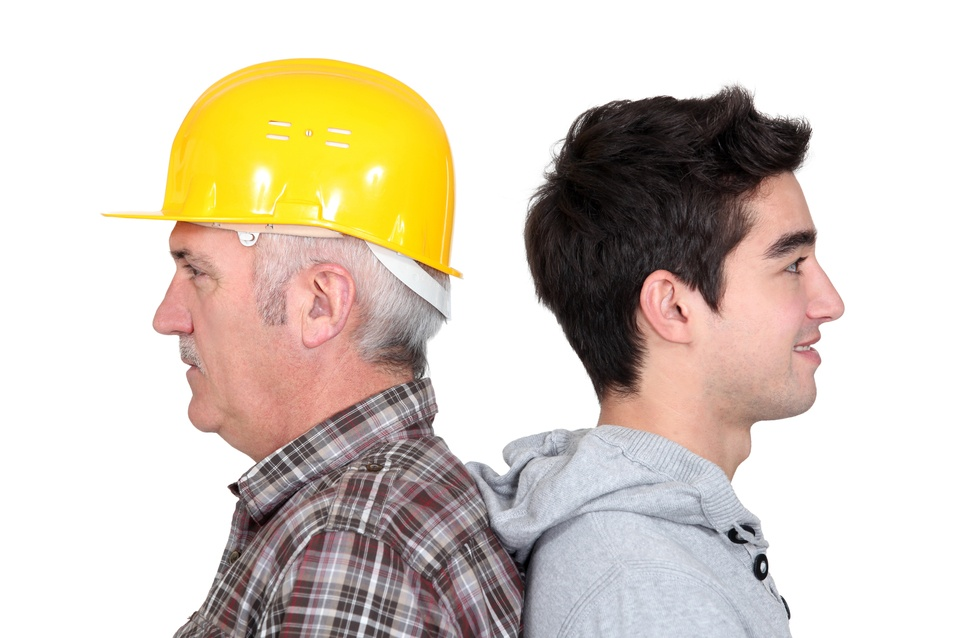 Older worker and younger worker: age discrimination and the law