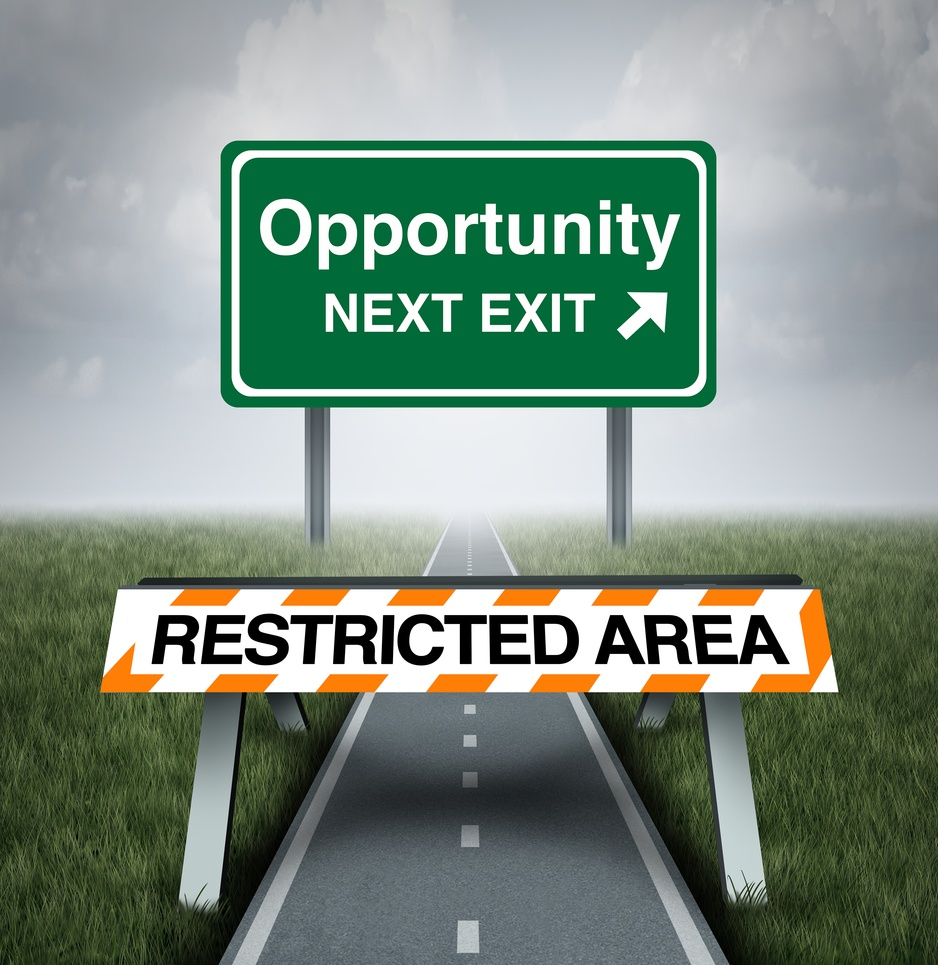 Discrimination can result in loss of opportunity