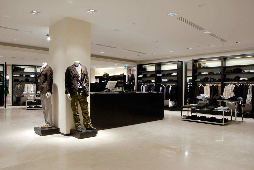 men's clothing store-1